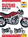 Suzuki GS500 Twin 1989-2002 (Haynes Manuals)