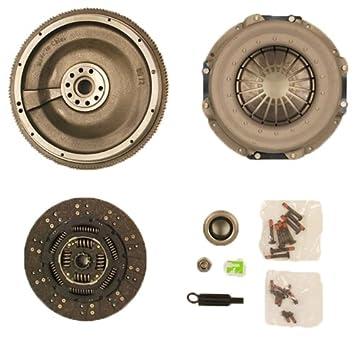 Valeo 53052007 Solid Volante de Embrague Kit De Conversión: Amazon.es: Coche y moto