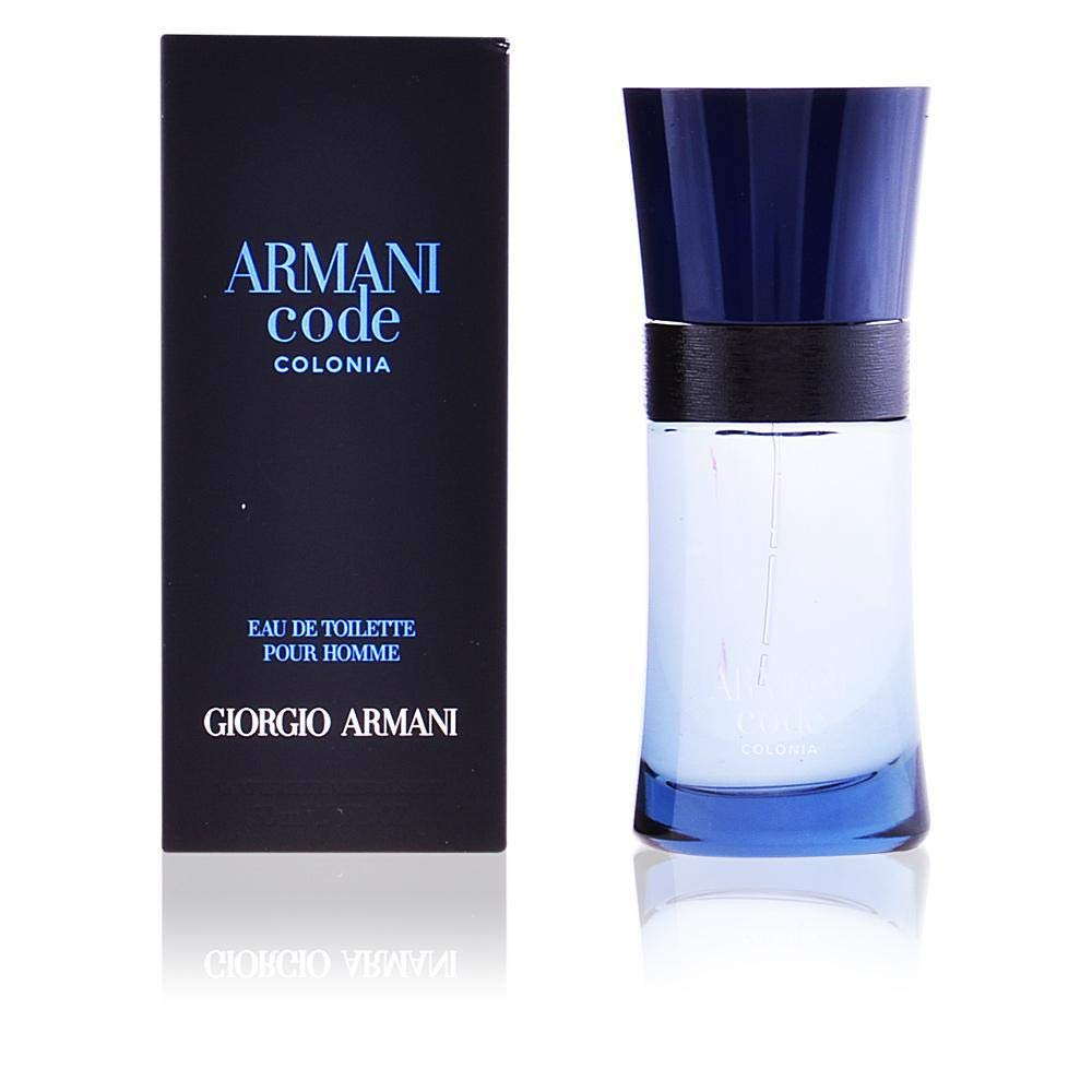 armani code homme eau de parfum