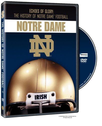 History of Notre Dame Football (Highlights Football Dvd)