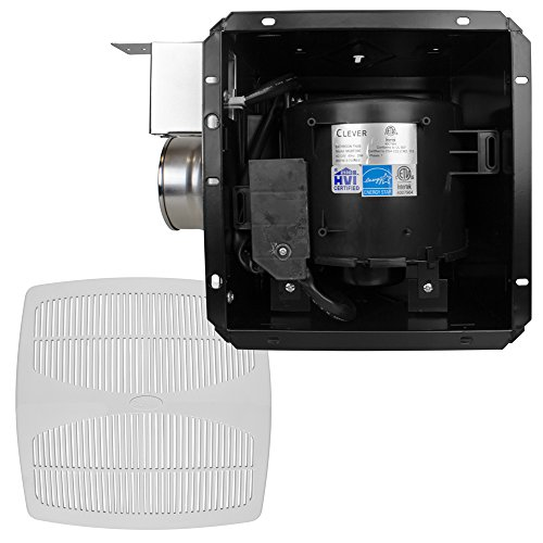 Bv ultra quiet 90 cfm 0 7 sone bathroom ventilation and for 7 bathroom exhaust fan
