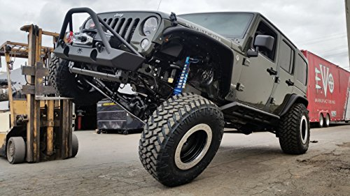 Jeep Wrangler 2007 2018 Jk Front Bolt On Coilover