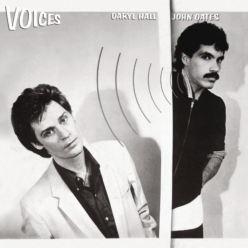 Voices album by Hall & Oates