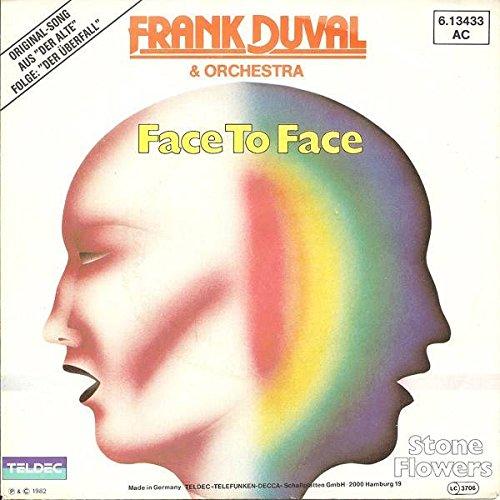 Frank Duval - Frank Duval & Orchestra - Face To Face - Teldec - 6.13 433, Teldec - 6.13433 Ac - Zortam Music