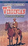 Book cover for The Virginian