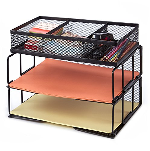 2 tier file tray - 6