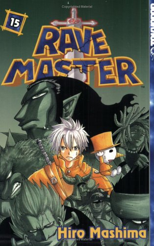 Read Online Rave Master, Vol. 15 pdf