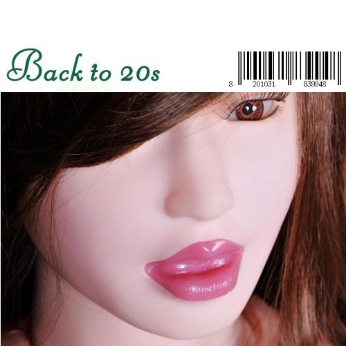 Backto20s® Deep Throat Sexy Girl Inflatable Semi-solid Silicone Love/sex Doll by Back to 20s (Image #9)