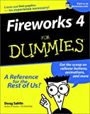 Fireworks 4? For Dummies?