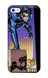 First-class Case Cover For Iphone 5/5s Dual Protection Cover Nightwing by icecream design