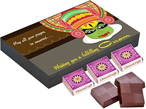 Buy onam gift - 12 Chocolate Gift Box - Send gifts to kerala from usa: Amazon.in: Grocery & Gourmet Foods