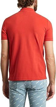 Lacoste Polo PH3655 Rojo Hombre M Rojo: Amazon.es: Ropa y accesorios