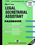 Legal Secretarial Assistant, Jack Rudman, 0837335450