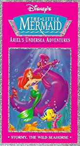Disney's The Little Mermaid - Ariel's Undersea Adventures: Stormy, The Wild Seahorse [VHS]
