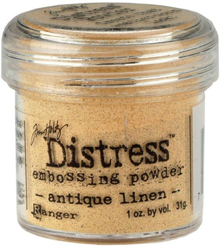 Ranger 1 Ounce Distress Embossing Powder, Antique