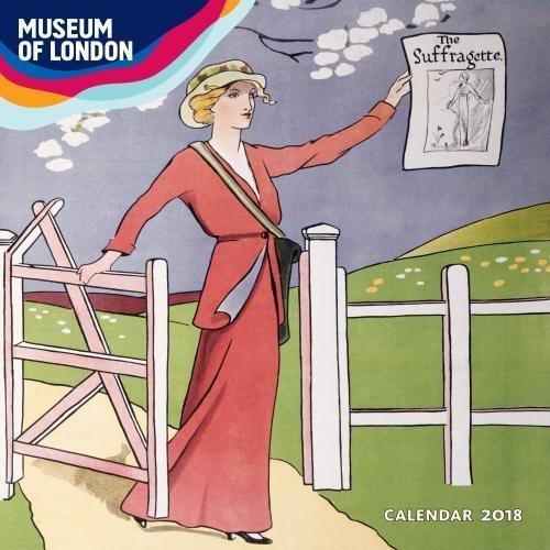 Read Online Museum of London - Votes for Women Wall Calendar 2018 (Art Calendar) PDF