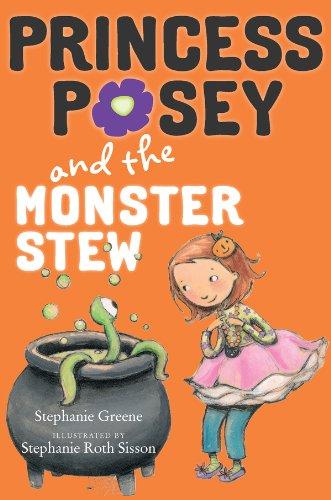 Princess Posey and the Monster Stew (Princess Posey,