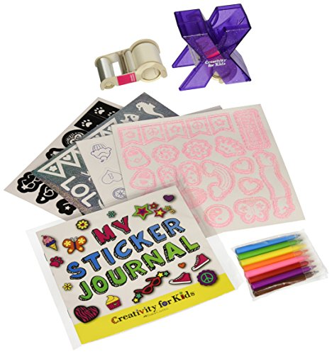 Creativity for Kids  X-Treme Sticker Maker Set