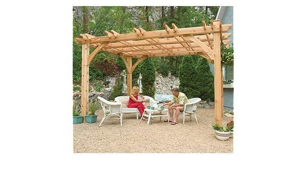 Amazon com : Outdoor Living Today Breeze Western Red Cedar