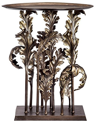 0105871d9c3a0 Amazon.com: Viridian Bay Sienna Collection Acanthus Leaves Accent ...