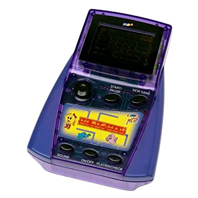 Ms Pac-man Hand Held Game: Toys & Games