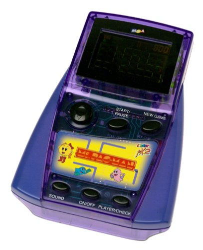 Ms Pac-man Hand Held Game by MGA