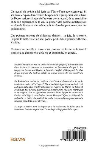 Morsures Davril Amazones Rachida Sadouni Libros En