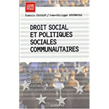 droit social et politiques sociales communautaires