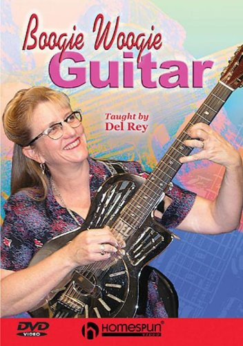 DVD-Boogie Woogie Guitar