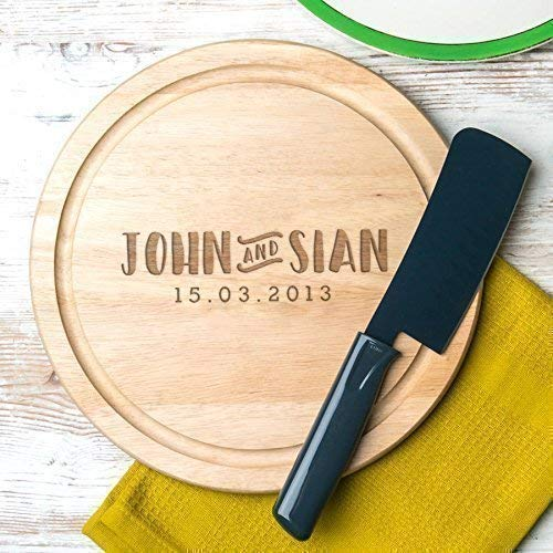 Personalized Cutting Board/Personalized Kitchen Decor/Custom Cooking Gift Cutting Board/Unique Housewarming Gifts For Women And Men / 25th Anniversary Gifts ...  sc 1 st  Amazon.com & Amazon.com: Personalized Cutting Board/Personalized Kitchen Decor ...