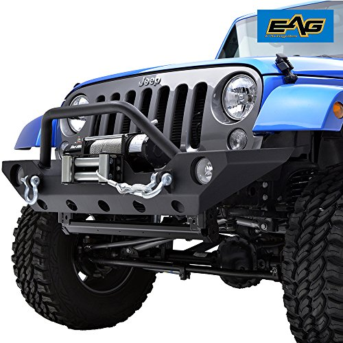 front bumper jeep wrangler - 1
