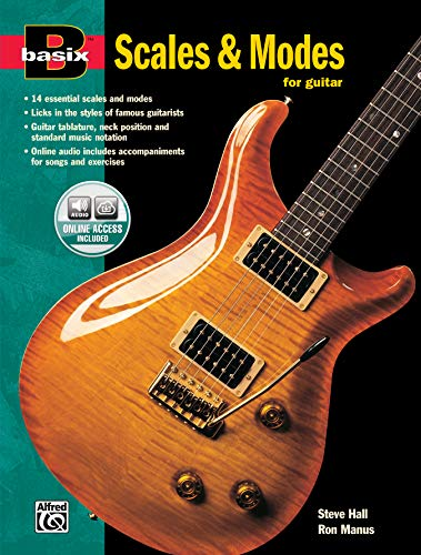 Scales and Modes for Guitar (with CD) ()