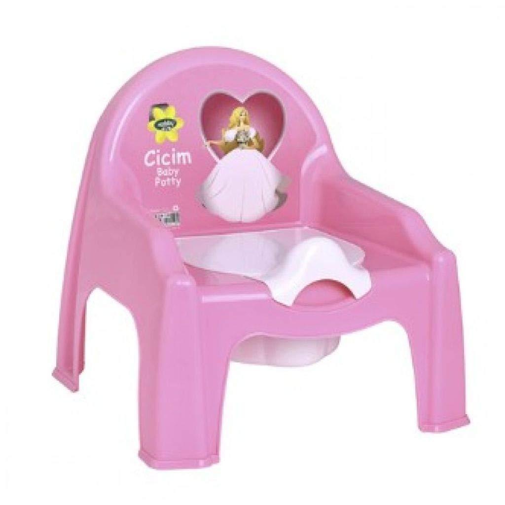 Kinder WC Kindertoilette Kindertopf Toilettentrainer T/öpfchen Kindert/öpfchen Klo Blau