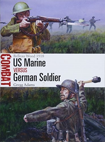 US Marine vs German Soldier: Belleau Wood 1918 (Combat)