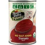 Health Valley Organic Soup No Salt Added Tomato -- 15 fl oz - 2 pc