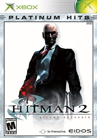 agent 47 hitman 2 silent assassin