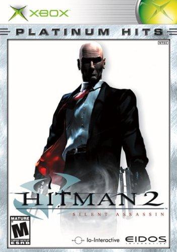 Hitman 2 Silent Assassin - Xbox (Hitman Original Xbox)