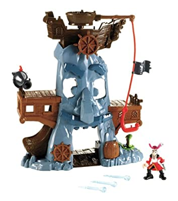 Fisher-price Disneys Jake And The Never Land Pirates Hooks Adventure Rock by Fisher-Price