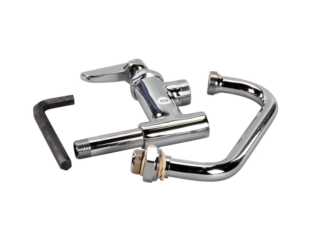 T&S BRASS B-0155 6'' Nozzle Add-On Faucet Lever Handle