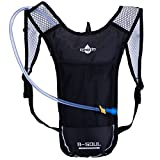 Hydration Backpack with 2.0L Leak Proof Water Bladder for...