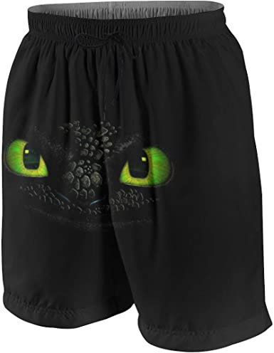 Boys Dragon Swim Trunks Shorts