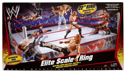Wwe Elite Scale Ring Buy Online In Uae Toys And Games