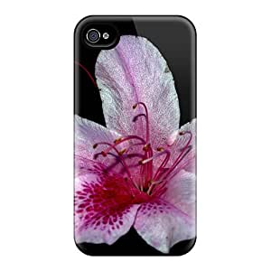 Hard Plastic Iphone 6 Cases Back Covers,hot Azalea Flower Cases At Perfect Customized