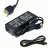 Skyvast 90W 20V 4.5A Square Tip AC Adapter Charger for Lenovo ThinkPad X1 Carbon 344428U N3N25UK 34442HU L440 Ultrabook, Lenovo IdeaPad Z510 S210, Lenovo Essential G700 G710 G405