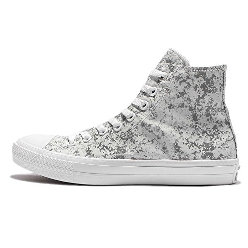 White Silver II Hi Casual Shoe Pure Chuck All White Taylor Unisex Star Converse Pw17qg