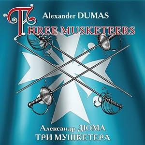 The Three Musketeers (bilingua) Audiobook