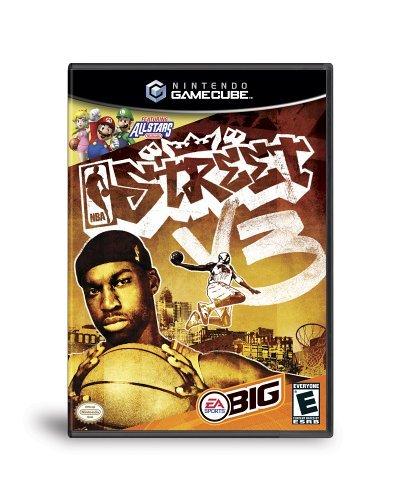 - NBA Street V3 - Gamecube (Renewed)