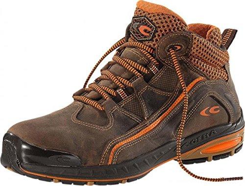 Cofra Triplete S3 SRC Chaussures de sécurité Taille 42 Noir