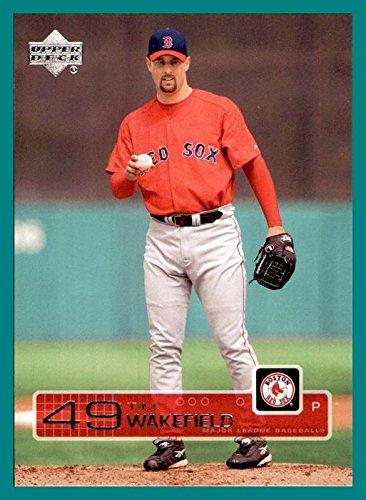 2003 Upper Deck #333 Tim Wakefield BOSTON RED SOX