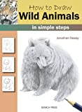 img - for How to Draw Wild Animals: in simple steps book / textbook / text book